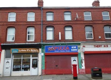Thumbnail 3 bed maisonette to rent in Brighton Street, Wallasey
