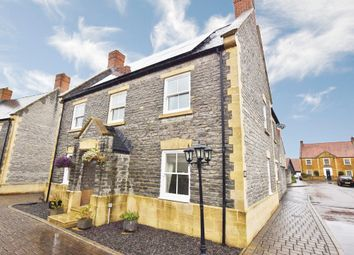 Thumbnail 4 bed detached house for sale in Mistletoe Lane, Shepton Mallet, Somerset