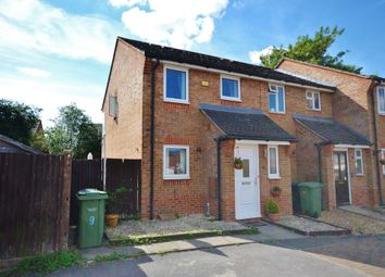 Thumbnail 2 bed end terrace house for sale in Quantock View, Didcot