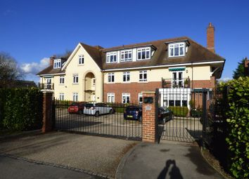 Thumbnail 3 bed flat for sale in Church Road, Claygate, Esher