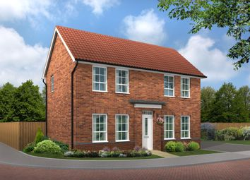 "Thumbnail 3 bed detached house for sale in ""Dartmouth"" at Bawtry Road, Bessacarr, Doncaster"