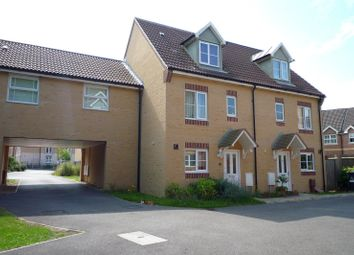Thumbnail 4 bed town house to rent in Sunlight Gardens, Fareham