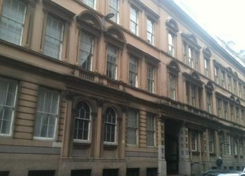 Thumbnail Studio to rent in Miller Street, Glasgow