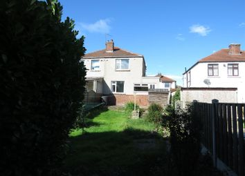 Thumbnail 2 bed semi-detached house for sale in Hurlfield Drive, Sheffield