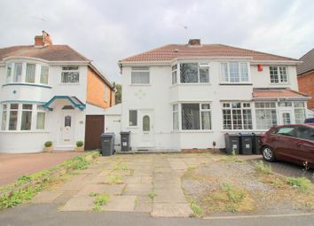 Thumbnail 3 bed property to rent in Sandgate Road, Hall Green, Birmingham