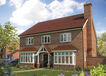 "Thumbnail 5 bed detached house for sale in ""The Oak"" at Rushland Field, Chinnor"