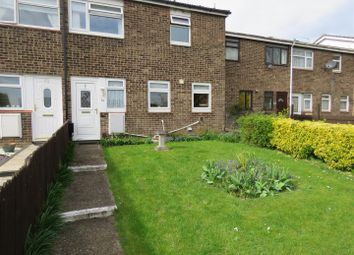 Thumbnail 3 bed terraced house for sale in Queens Gardens, Eaton Socon, St. Neots