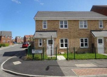 Thumbnail 3 bed semi-detached house to rent in High Newham Road, Stockton-On-Tees
