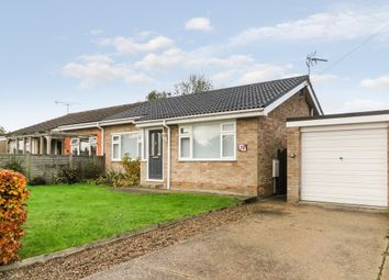 Thumbnail 2 bed semi-detached bungalow for sale in Dukes Drive, Halesworth