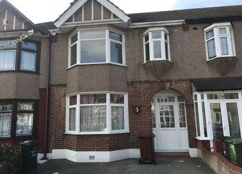 Thumbnail 3 bedroom terraced house to rent in Kings Ave, Dagenham