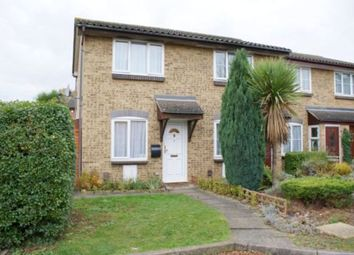 Thumbnail 1 bedroom end terrace house for sale in Derwent Road, Egham