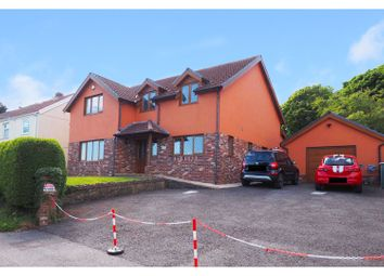 Thumbnail 4 bed detached house for sale in Tre Buan, Llanelli