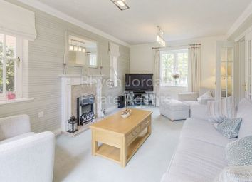 Thumbnail 4 bed detached house for sale in Wickstead Avenue, Grange Farm, Milton Keynes
