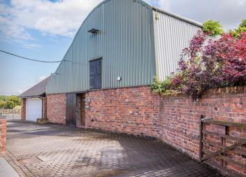 Thumbnail Land for sale in The Old Stables, Barleycastle Lane, Appleton, Warrington, Cheshire