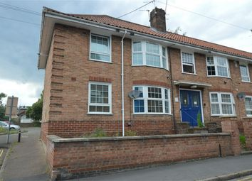 Thumbnail 1 bed flat for sale in Bull Close, Norwich
