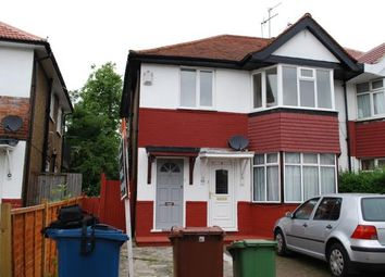 Thumbnail 2 bed maisonette for sale in Everton Drive, Stanmore, London, Uk