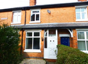 Thumbnail 2 bed terraced house to rent in Tudor Terrace, Harborne, Birmingham