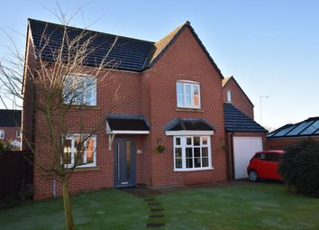 Thumbnail 4 bedroom detached house for sale in Woodland View, Wesham, Preston