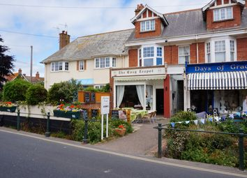 Thumbnail Restaurant/cafe for sale in 13 Fore Street, Budleigh Salterton