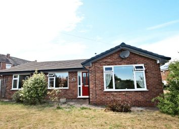 Thumbnail 3 bedroom bungalow for sale in Congleton Road, Kidsgrove, Stoke-On-Trent