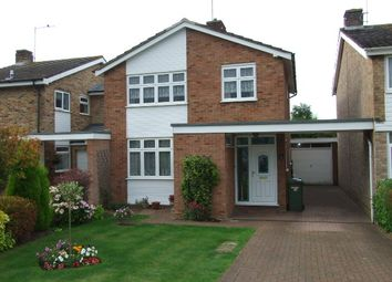 Thumbnail 3 bed detached house to rent in Vicarage Street, Woburn Sands