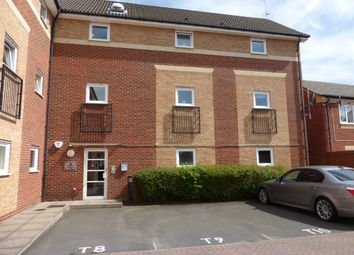 Thumbnail 2 bed flat for sale in Torrent Close, Wilnecote, Tamworth