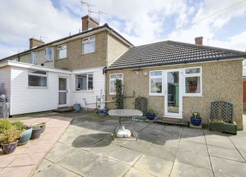 Thumbnail 4 bed end terrace house for sale in Bishops Close, Enfield