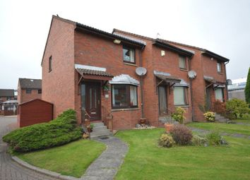 Thumbnail 2 bed end terrace house for sale in Broomfauld Gardens, Dumbarton