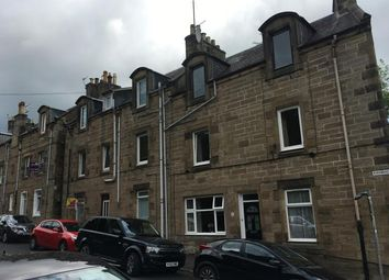 Thumbnail 1 bed flat to rent in Maryfield Gardens, Kirkbrae, Galashiels
