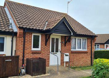 Thumbnail 1 bed terraced bungalow for sale in Sheraton Close, Abington, Northampton