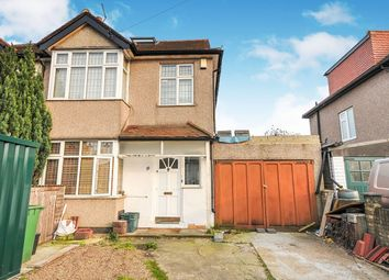 Thumbnail 5 bedroom semi-detached house for sale in Lower Gravel Road, Bromley
