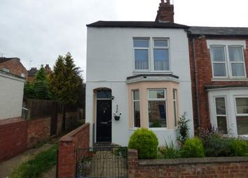 Thumbnail 3 bed end terrace house for sale in Oxford Street, Far Cotton, Northampton, Northamptonshire