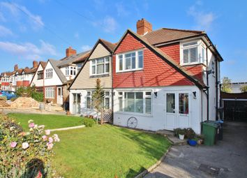 Thumbnail 3 bed semi-detached house for sale in Oakdene Drive, Surbiton, Surrey