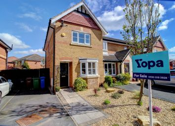 Thumbnail 2 bed end terrace house for sale in Abbeydale Close, Cheadle Hulme, Cheadle