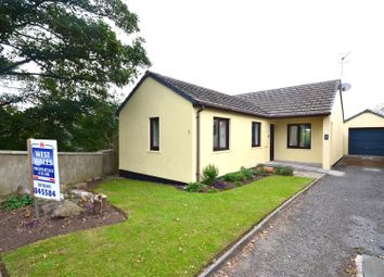 Thumbnail 2 bed detached bungalow for sale in Grove Court, St. Florence, Tenby