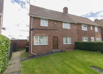 Thumbnail 3 bed semi-detached house for sale in Springfield Road, Holmewood, Chesterfield