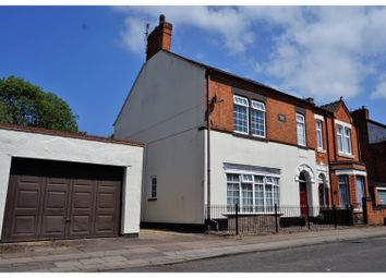 Thumbnail 3 bed semi-detached house for sale in Central Avenue, Wigston