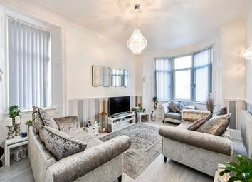 Thumbnail 1 bed flat for sale in Crossflat Crescent, Paisley