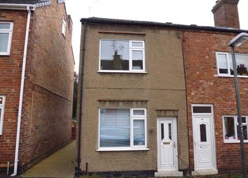 Thumbnail 2 bed end terrace house to rent in Spencer Street, Bolsover, Chesterfield