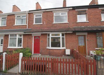 Thumbnail 3 bedroom terraced house for sale in Devon Parade, Belfast