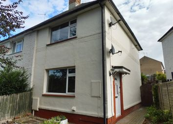 Thumbnail 2 bed semi-detached house for sale in Northumberland Avenue, Stamford