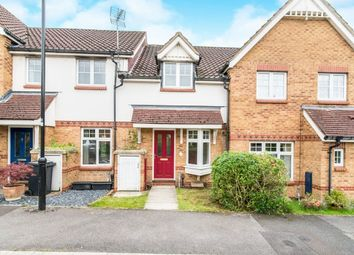 Thumbnail 2 bed terraced house to rent in Julius Close, Basingstoke