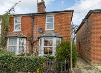 Thumbnail 2 bed semi-detached house for sale in George Road, Godalming