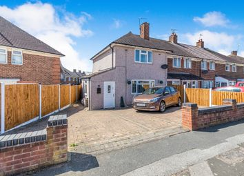 Thumbnail 2 bed end terrace house for sale in Honiley Road, Kitts Green, Birmingham