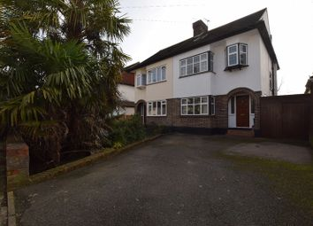 Thumbnail 4 bed semi-detached house for sale in Sixth Avenue, Chelmsford, Essex