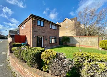 4 bed detached house for sale in Charles Knott Gardens, Banister Park, Southampton SO15