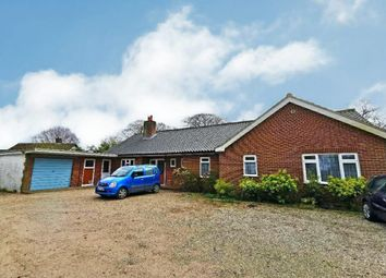 Thumbnail 5 bed bungalow to rent in Yarmouth Road, North Walsham