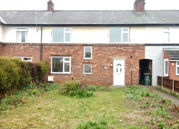 Thumbnail 3 bed terraced house for sale in Doncaster Road, Langold, Worksop