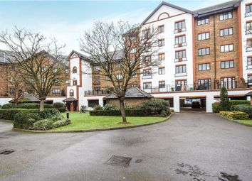 Thumbnail 2 bed flat for sale in Regents Court, Sopwith Way, Kingston Upon Thames