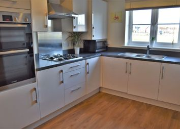 Thumbnail 4 bed terraced house for sale in Spire Way, Rochester